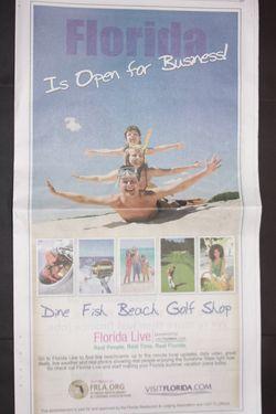 FL Tourism Ad