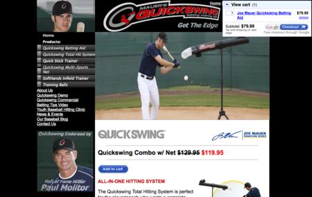 QuickSwingStore