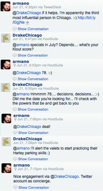 The Drake Twitter Engagment with David Armano